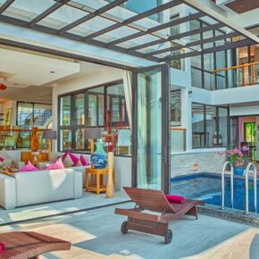 Grand Villa Luxury Terrasse