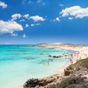 Kurzurlaub Griechenland: 6 Tage im Sommer auf Kreta mit TOP Hotel, Frühstück, Flug & Transfer nur 208€