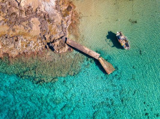 Griechenland Kreta Stavros Bay