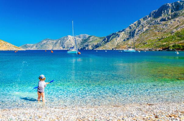 Griechenland Strand