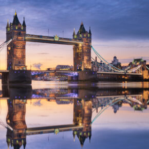 Wochenende in London: 3 Tage Kurztrip mit zentraler Unterkunft & Flug nur 44€