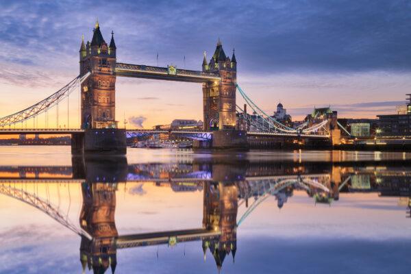 Großbritanien London Tower Bridge