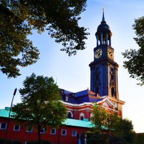 Hamburg St Michaels Kirche