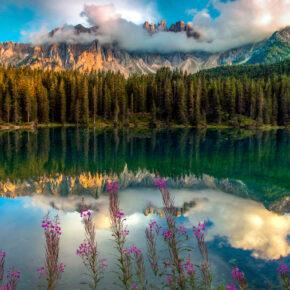 Kurztrip in die Natur: 2 Tage Tirol im 3* Hotel mit Frühstück, Wellness & Extras ab 34€