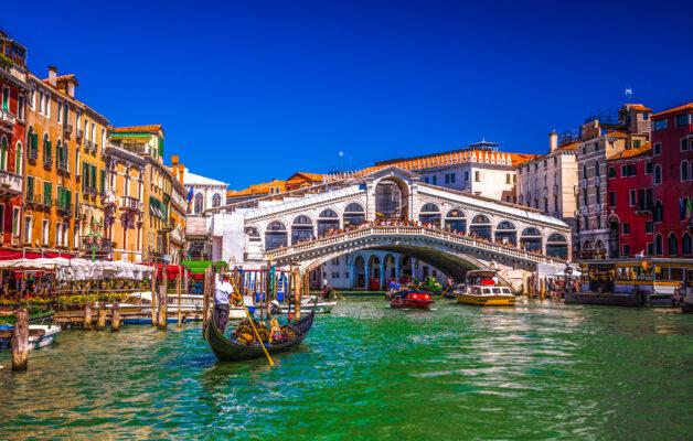 Italien Venedig Grand Canal Street