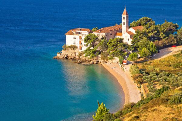 Kroatien Brac Küste