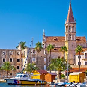 Brac Tipps: Kroatiens Insel mit dem Goldenen Horn