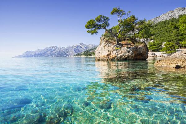 Kroatien Dalmatia Makarska