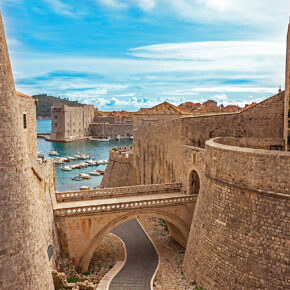 An den Drehorten von Game of Thrones: 3 Tage in Dubrovnik mit Unterkunft & Flug nur 84€