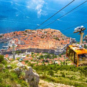 Auf den Spuren von Game of Thrones: 5 Tage Dubrovnik mit Hotel & Flug nur 133€