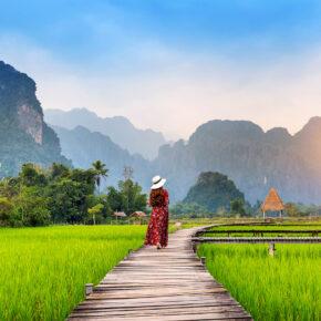Laos Tipps: Alle Infos & Sehenswürdigkeiten auf einen Blick