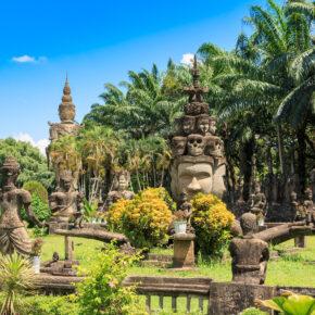 Vientiane Tipps: Alle Sehenswürdigkeiten der Hauptstadt von Laos auf einen Blick
