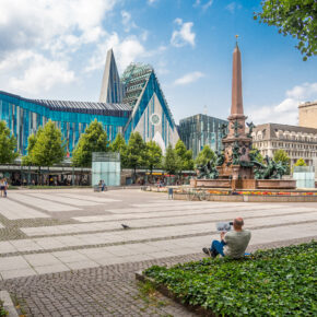 Die TOP 12 der beeindruckendsten Sehenswürdigkeiten in Leipzig