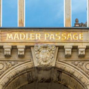 Leipzig Maedler Passage