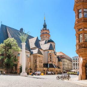 Leipzig St. Nicholas Kirche