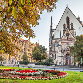 Leipzig St. Thomas Kirche