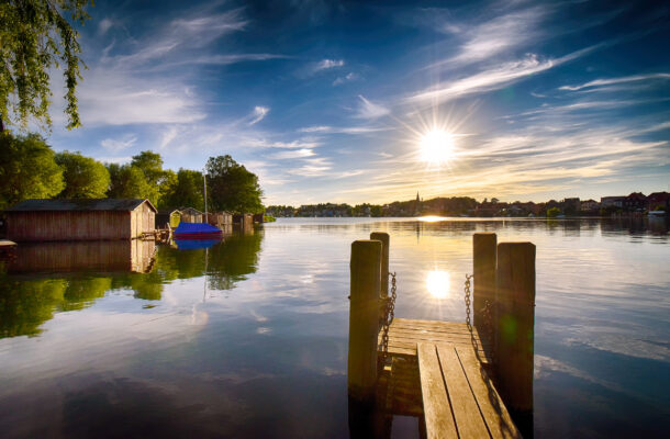 Mecklenburg Malchow See