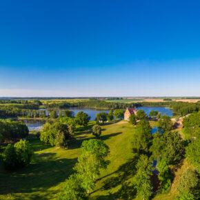 Die Mecklenburgische Seenplatte: Das Land der tausend Seen