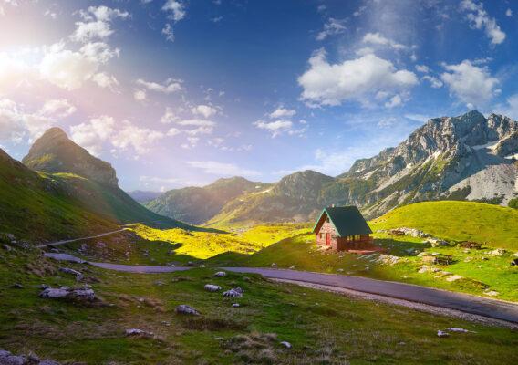 Montenegro Durmitor Nationalparks