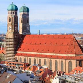 München: 3 Tage übers Wochenende im guten 4* Hotel mit Frühstück nur 66€