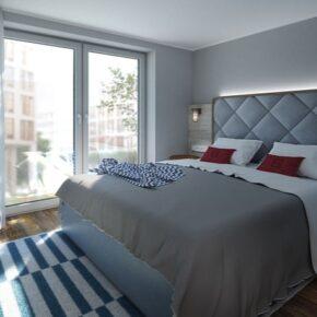 Neueröffnung in Hamburg: 2 Tage am Wochenende im schicken Design-Hotel mit Frühstück ab 29€