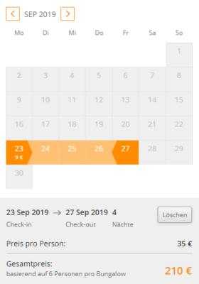 Niederlande 5 Tage