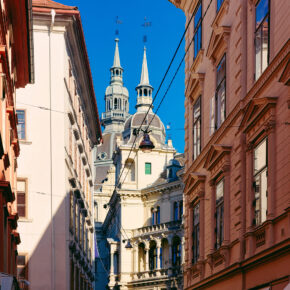Österreich Graz Altstadt