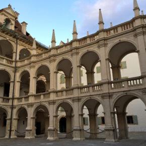 Österreich Graz Landhaus