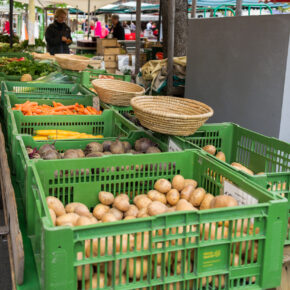 Österreich Graz Markt