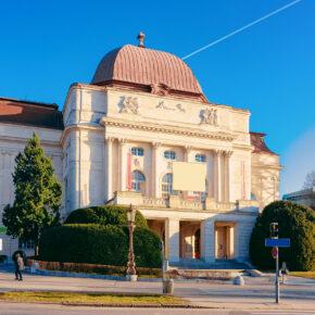Österreich Graz Oper
