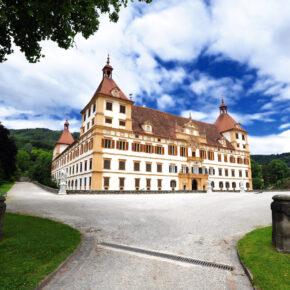 Österreich Graz Schloss Eggenberg