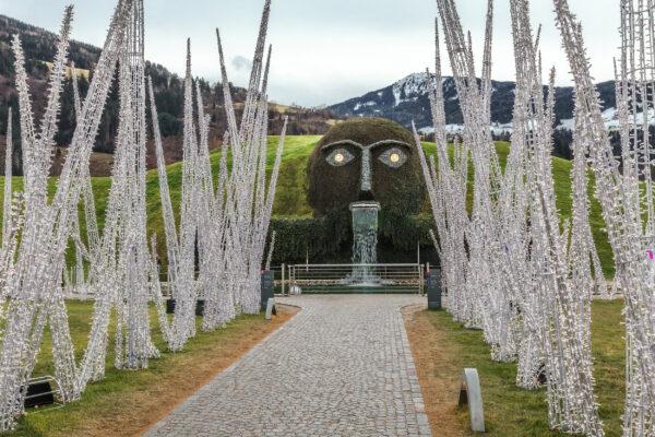 Österreich Innsbruck Swarovski Kristallwelten
