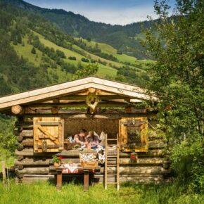 Österreich: 2 Tage Dorfgastein mit Übernachtung im Heustadl, Frühstück & 4-Gänge-Menü nur 149€