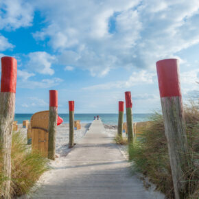 Ab an die Ostsee: 4 Tage Fehmarn mit 3* Hotel direkt am Strand ab 79€