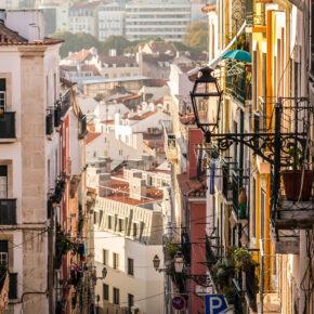 Wochenende in Lissabon: 3 Tage im tollen 3* Apartment mit Flug nur 78€