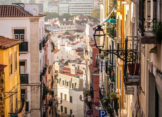 Portugal Lissabon Bairro