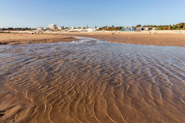 Portugal Lissabon Carcavelos Beach