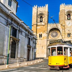 Wunderschönes Portugal: Die TOP 20 Sehenswürdigkeiten in Lissabon