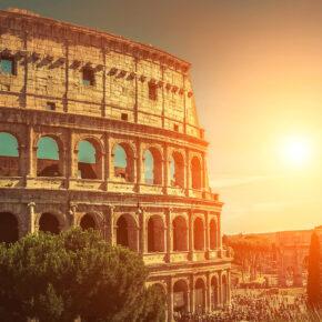 Wochenende in Rom: 3 Tage Städtetrip mit Unterkunft & Flug nur 50€