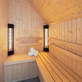 Roompot Nieuwvliet Sauna