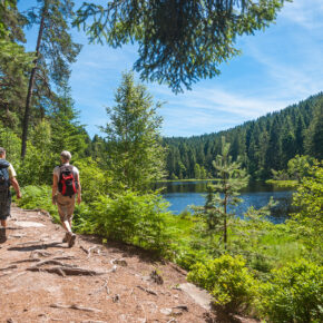 Natur & Idylle am Storkower See: 4 Tage im eigenen Ferienhaus am Seenland ab 48€