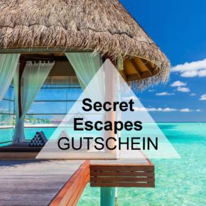 Secret Escapes Gutschein: Spart als Urlaubstracker ganze 40€