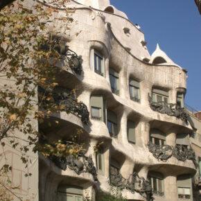 Spanien Barcelona Casa Mila