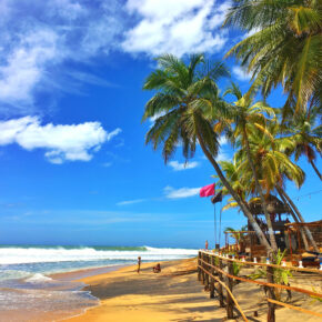 Sri Lanka Arugam Bay Strand