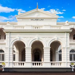 Sri Lanka Colombo National Museum