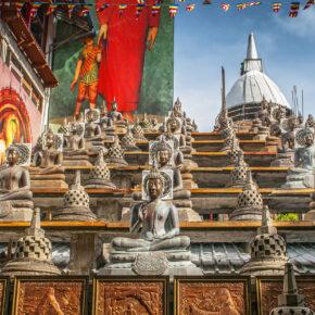 Sri Lanka Colombo Tempel