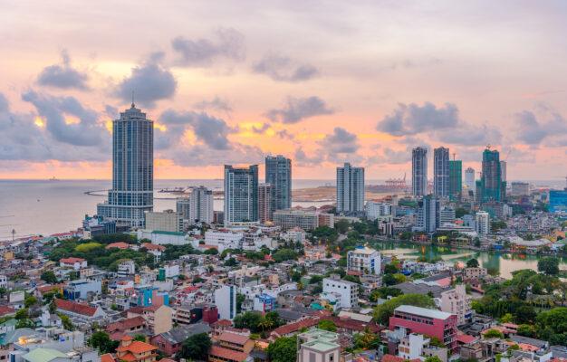 Sri Lanka Colombo Tipps
