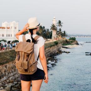 Sri Lanka Galle Backpacking