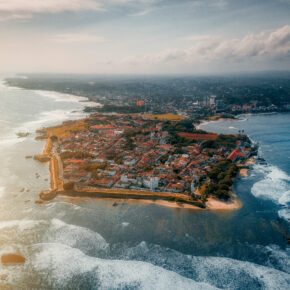 Sri Lanka Galle oben