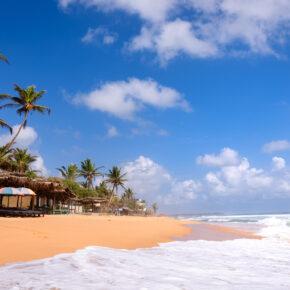 Sri Lanka Hikkaduwa Strand